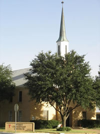First Christian Church, Albany TX